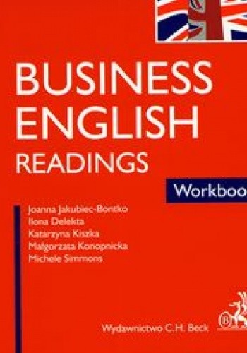 Okładka książki Business English Readings Workbook