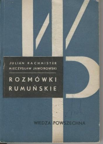 Okładka książki Rozmówki rumuńskie