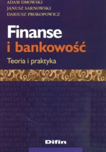 Okładka książki Finanse i bankowość Teoria i praktyka