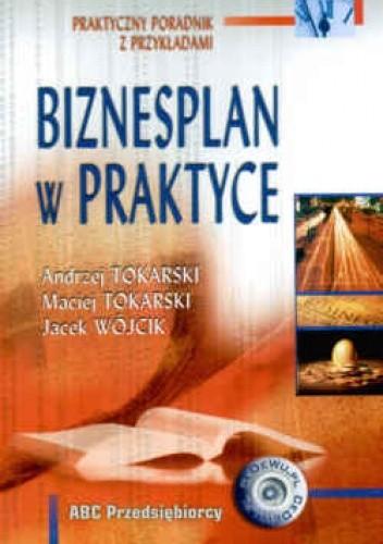 Okładka książki Biznesplan w praktyce