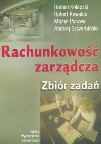 Okładka książki Rachunkowość zarządcza. zbiór zadań