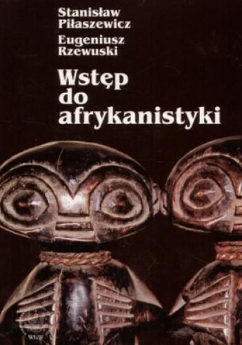 Okładka książki Wstęp do afrykanistyki