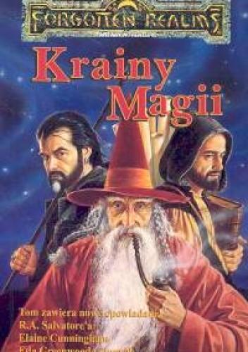 Okładka książki Krainy Magii