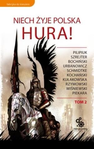 Okładka książki Niech żyje Polska. Hura! Tom 2