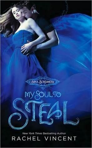 Okładka książki My Soul to Steal
