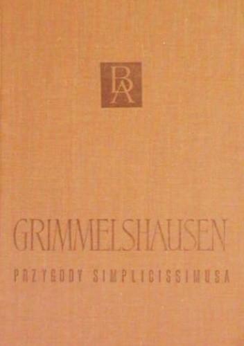 Okładka książki Przygody Simplicissimusa