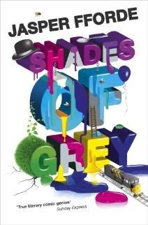 Okładka książki Shades of Grey