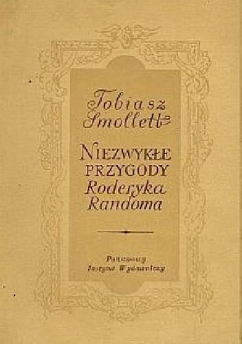 Okładka książki Niezwykłe przygody Roderyka Randoma
