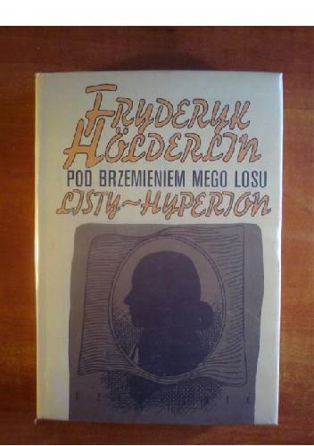 Okładka książki Pod brzemieniem mego losu