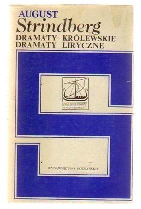 Okładka książki Dramaty królewskie.Dramaty liryczne