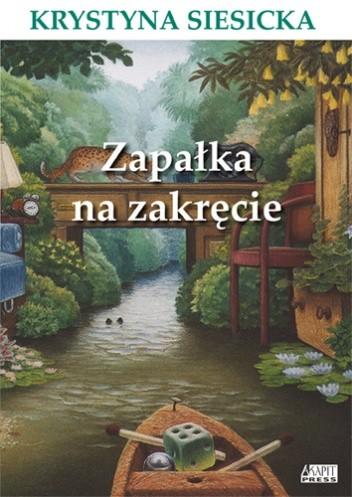 Okładka książki Zapałka na zakręcie
