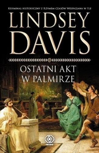 Okładka książki Ostatni akt w Palmirze