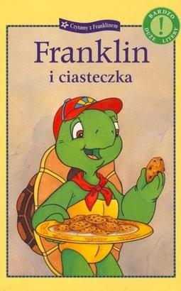 Okładka książki Franklin i ciasteczka