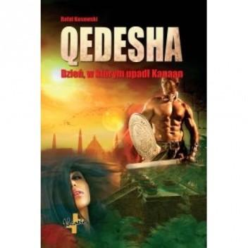 Okładka książki Qedesha