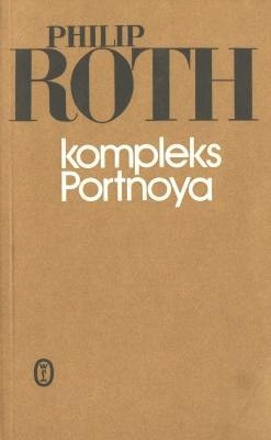 Okładka książki Kompleks Portnoya