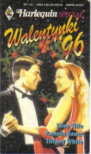 Okładka książki Walentynki '96
