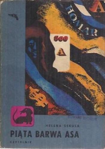 Okładka książki Piąta barwa asa