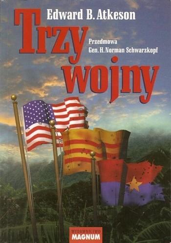 Okładka książki Trzy wojny