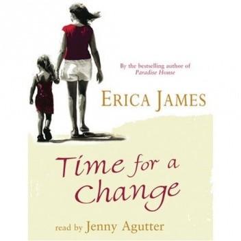 Okładka książki Time for a change