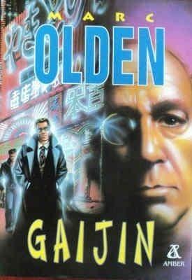 Okładka książki Gaijin