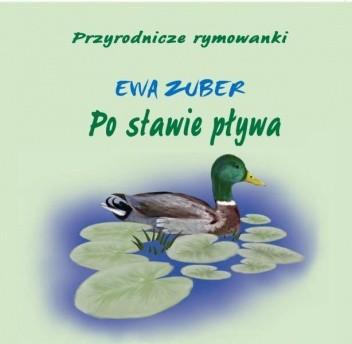 Okładka książki Po stawie pływa