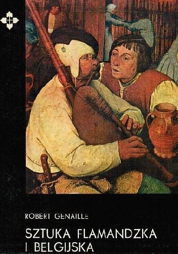 Okładka książki Sztuka flamandzka i belgijska