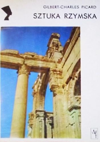 Okładka książki Sztuka rzymska