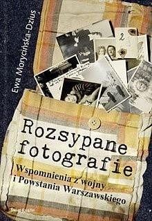 Okładka książki Rozsypane fotografie