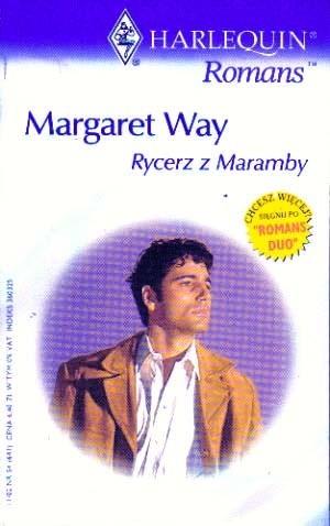 Okładka książki Rycerz z Maramby