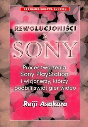 Okładka książki Rewolucjoniści z Sony