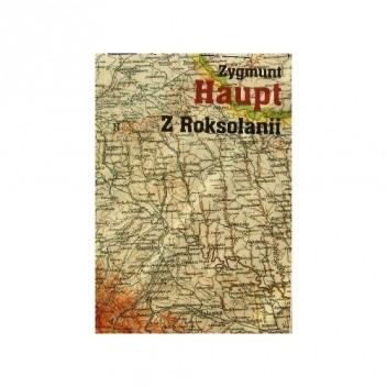 Okładka książki Z Roksolanii