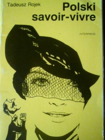 Okładka książki Polski savoir-vivre