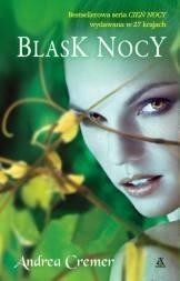 Okładka książki Blask nocy