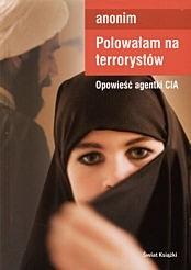 Okładka książki Polowałam na terrorystów