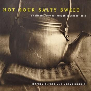 Okładka książki Hot sour salty sweet. A Culinary Journey through Southeast Asia