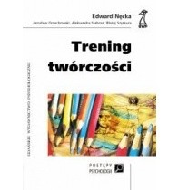Okładka książki Trening twórczości