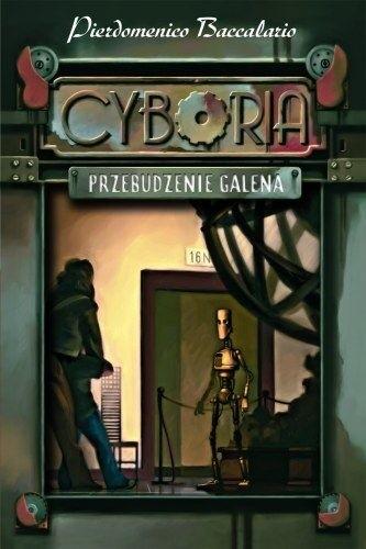 Okładka książki Przebudzenie Galena