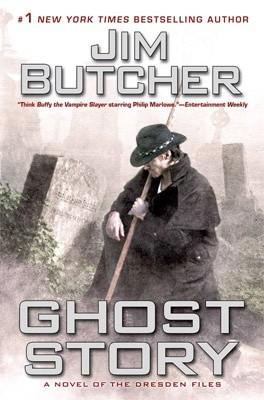 Okładka książki Ghost Story