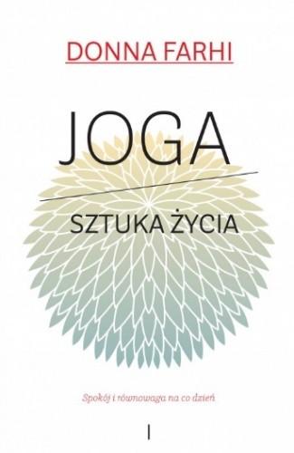 Okładka książki Joga – sztuka życia