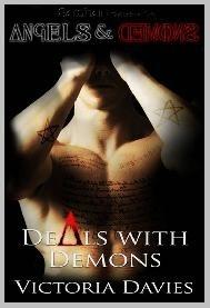 Okładka książki Deals With Demons