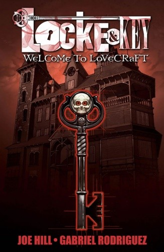 Okładka książki Locke & Key: Welcome To Lovecraft