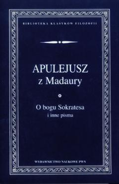 Okładka książki O Bogu Sokratesa i inne pisma
