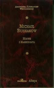 Okładka książki Mistrz i Małgorzata