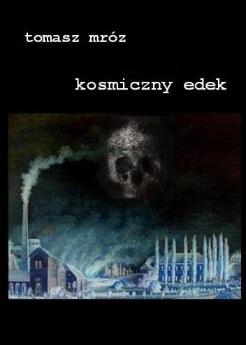 Okładka książki Kosmiczny Edek