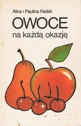 Okładka książki Owoce na każdą okazję