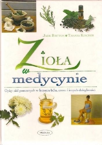 Okładka książki Zioła w medycynie