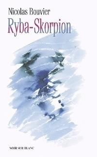 Okładka książki Ryba- Skorpion