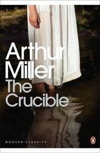 Okładka książki The Crucible