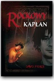 Okładka książki Rockowy kapłan