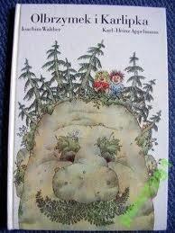 Okładka książki Olbrzymek i karlipka
